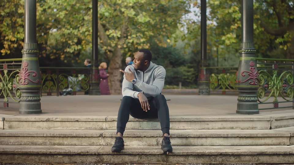 Vitality Commercial - Usain Bolt