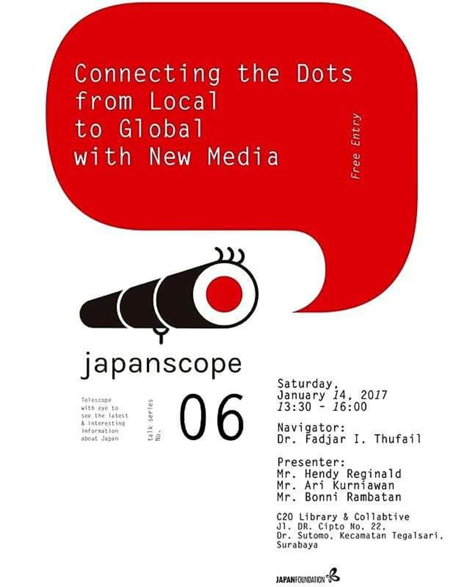 Butawarna on Japan Scope