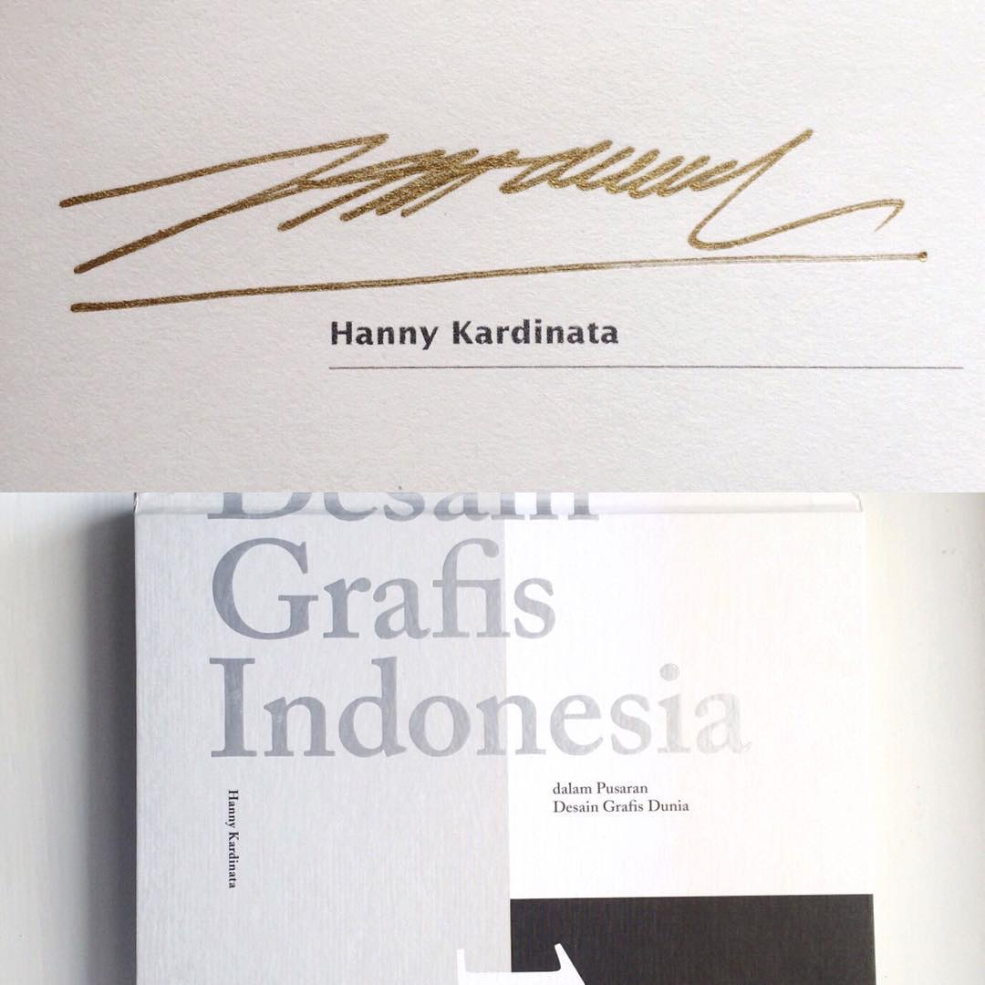 Collector Edition: Desain Grafis Indonesia dalam Pusaran Desain Grafis Dunia