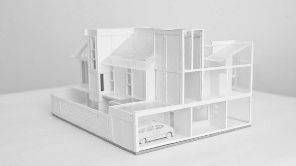 Semi Finished House
