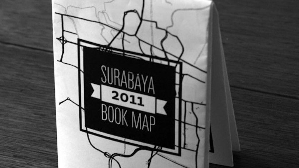 Surabaya Book Map 2011