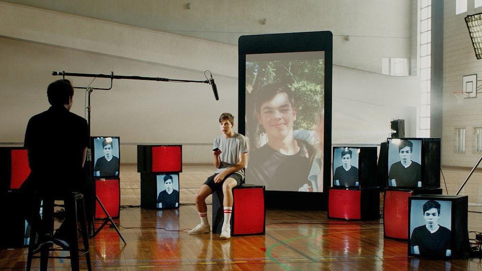 Fernando Mamede - Vodafone 'Grandparent's day'