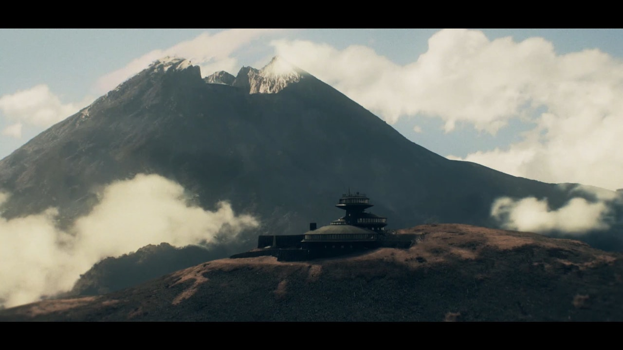McDONALD'S Volcano