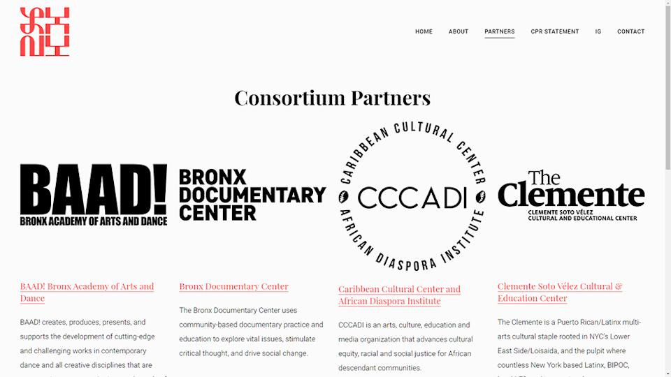 LxNY: Latinx Arts Consortium of New York - lxny_12