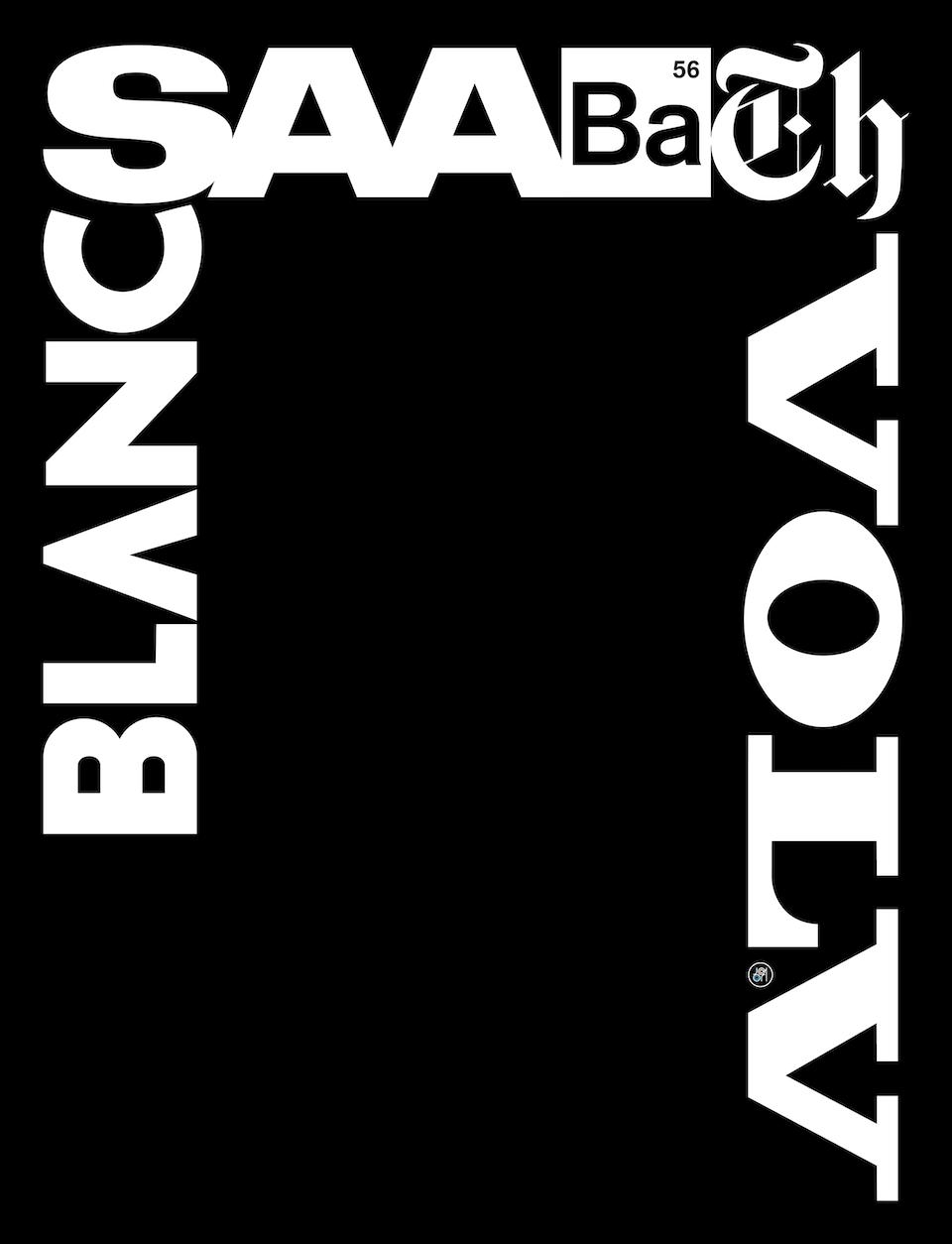 Logo Remixes Blanc Saabath