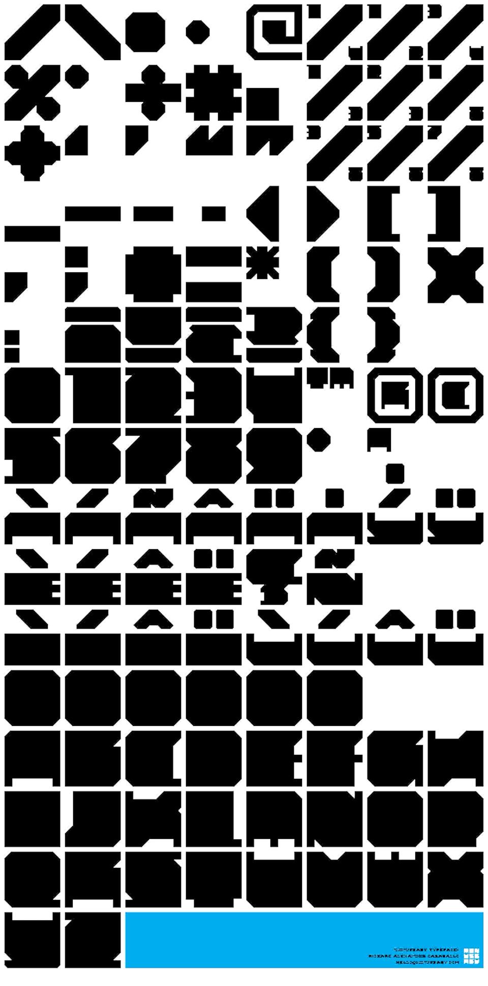 Type, Iconography and Design Language - minusbabytype