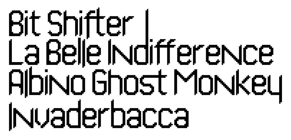 Type, Iconography and Design Language - pulsewave_nov_2010