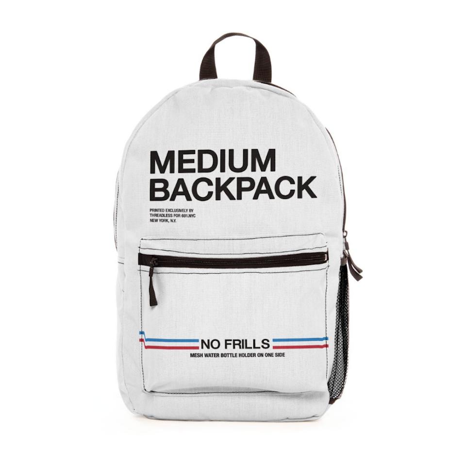 NO FRILLS [2018—Present] bag_irl