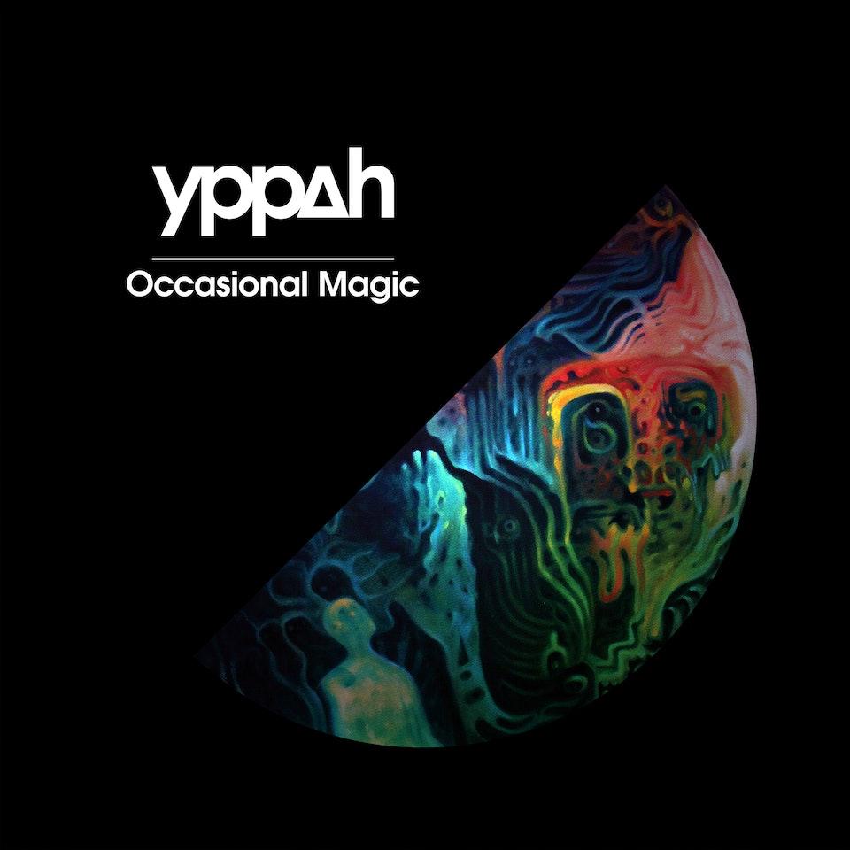 """Yppah """"Tiny Pause"""" yppah-occasional_magic-web"""