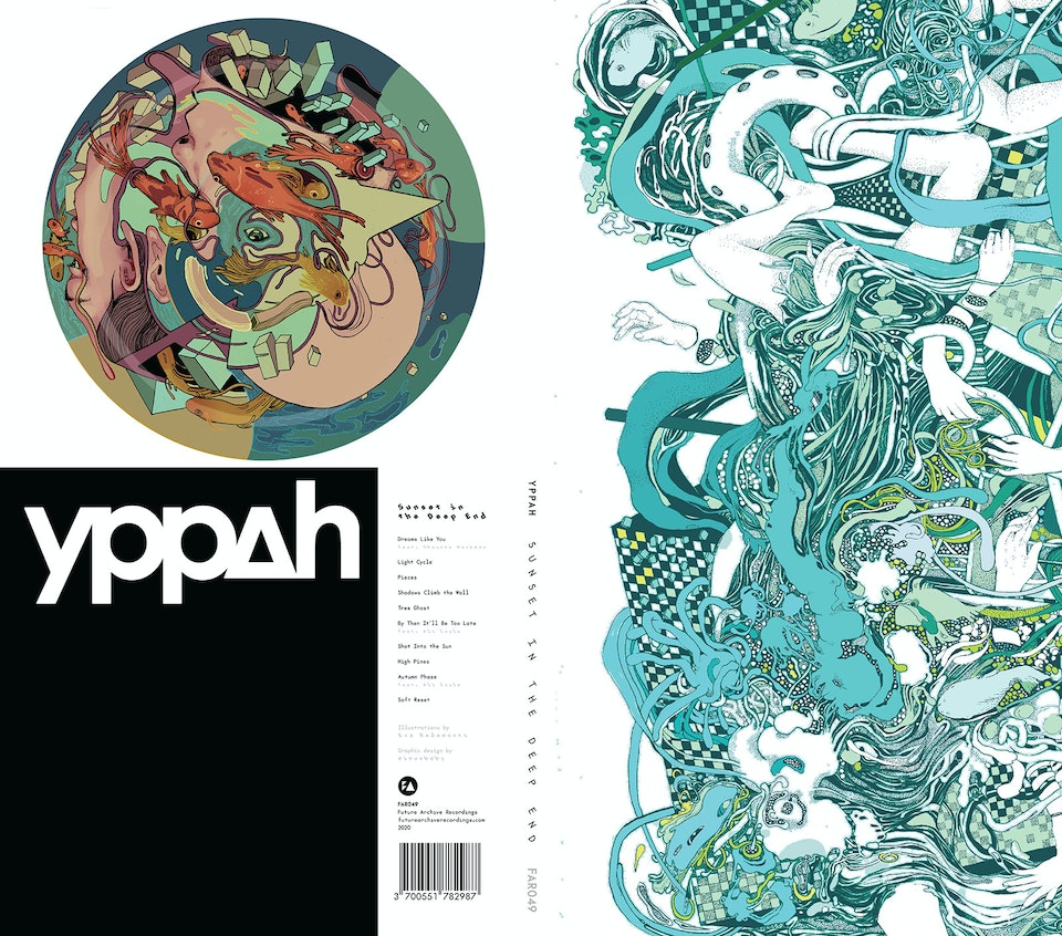 "Yppah ""Sunset in the Deep End"" - P01_4p_digi"