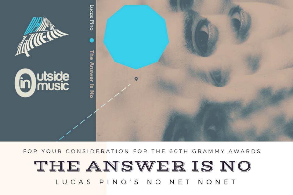 Lucas Pino No Net Nonet Lucas+Pino+For+Your+Consideration+Grammy+60