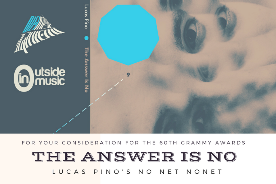 Lucas Pino No Net Nonet Lucas+Pino+For+Your+Consideration+Grammy+60
