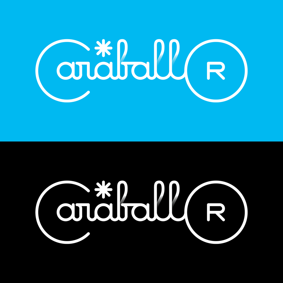 Type, Iconography and Design Language caraballo_logo_20180413_00