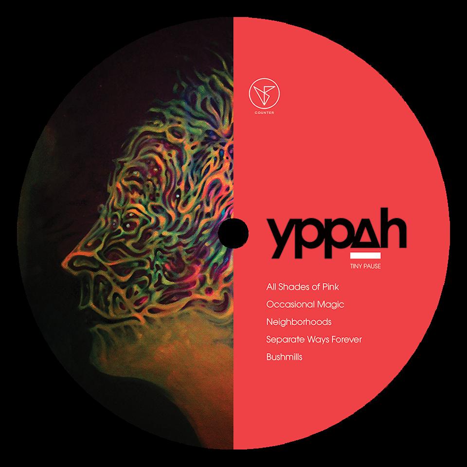 "Yppah ""Tiny Pause"" - side_a"