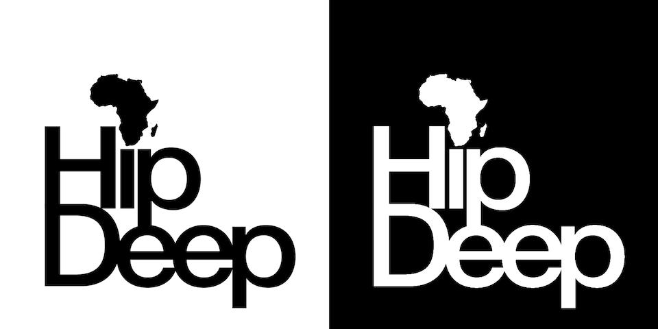 Type, Iconography and Design Language - afropopww-hipdeep_logo__alt__2