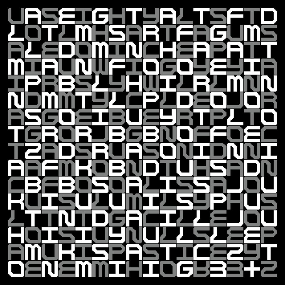 Type, Iconography and Design Language - 8bp100_01