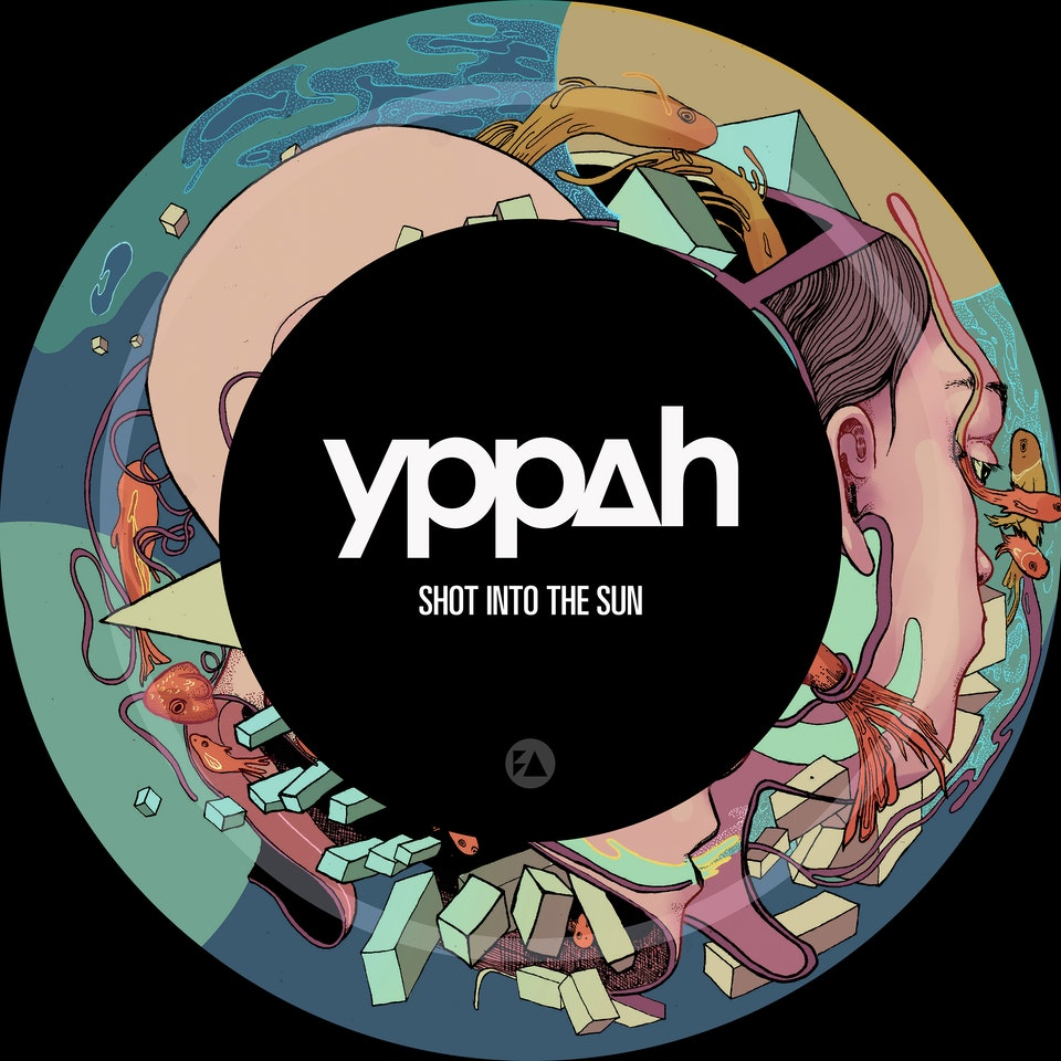 """Yppah """"Sunset in the Deep End"""" - yppah-shot_into_the_sun_(2019)_02"""