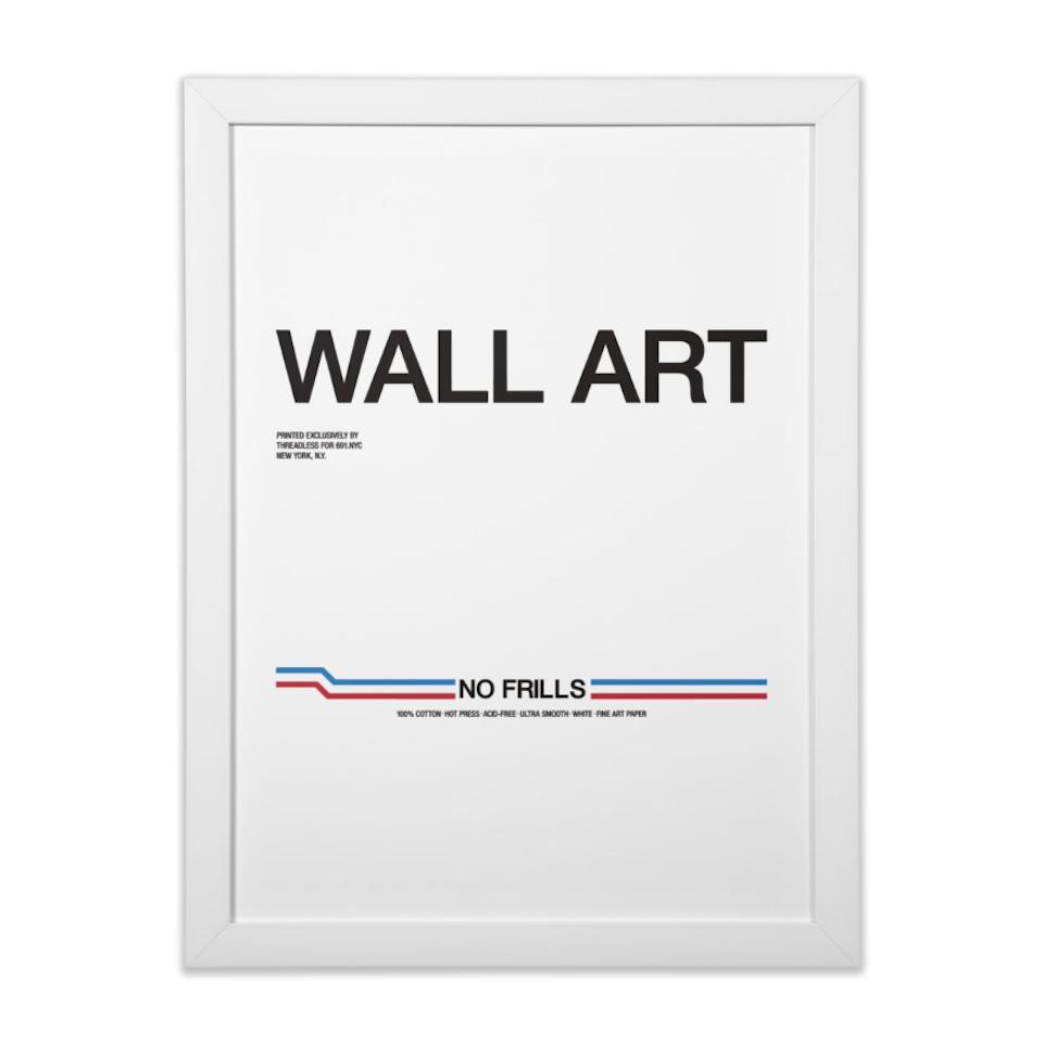 NO FRILLS [2018—Present] Layer 1