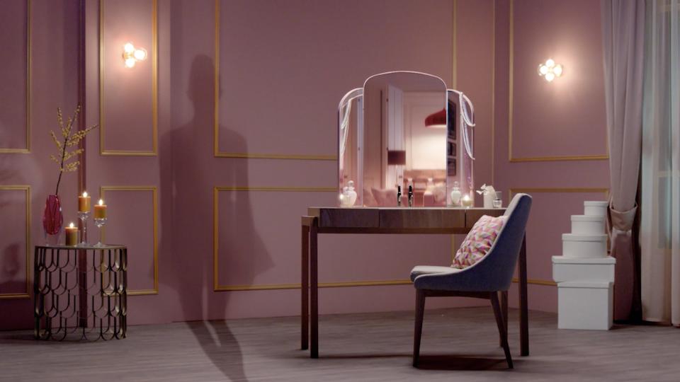 Raphaëlle Tinland - Director - BOURJOIS Volume Glamour