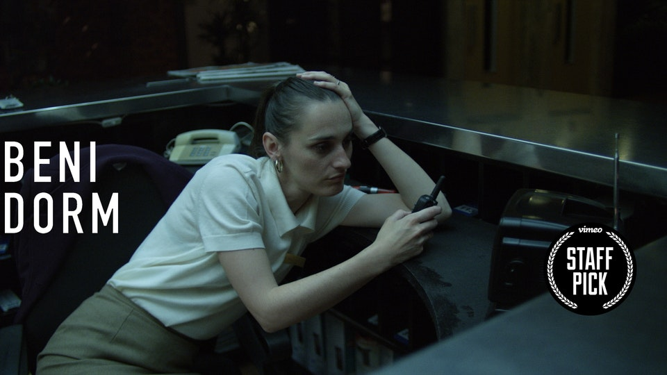 Raphaëlle Tinland - Director - BENIDORM short film