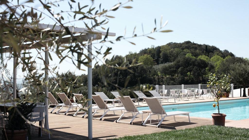 Villa Lena Pool