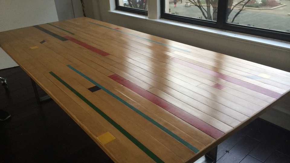 Gym Table