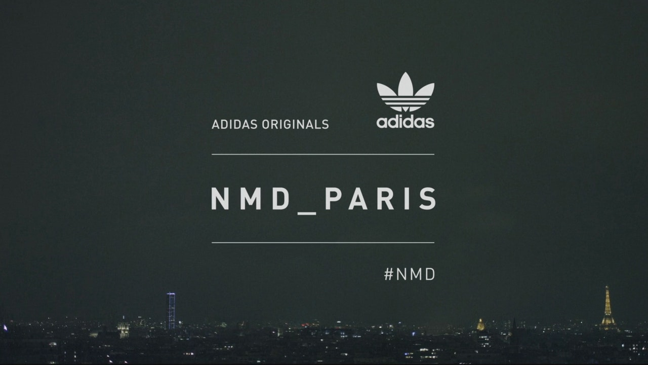ADIDAS - NMD Paris -