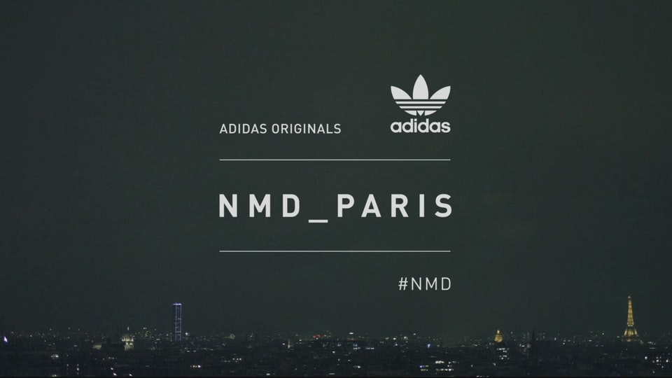 ADIDAS - NMD Paris -