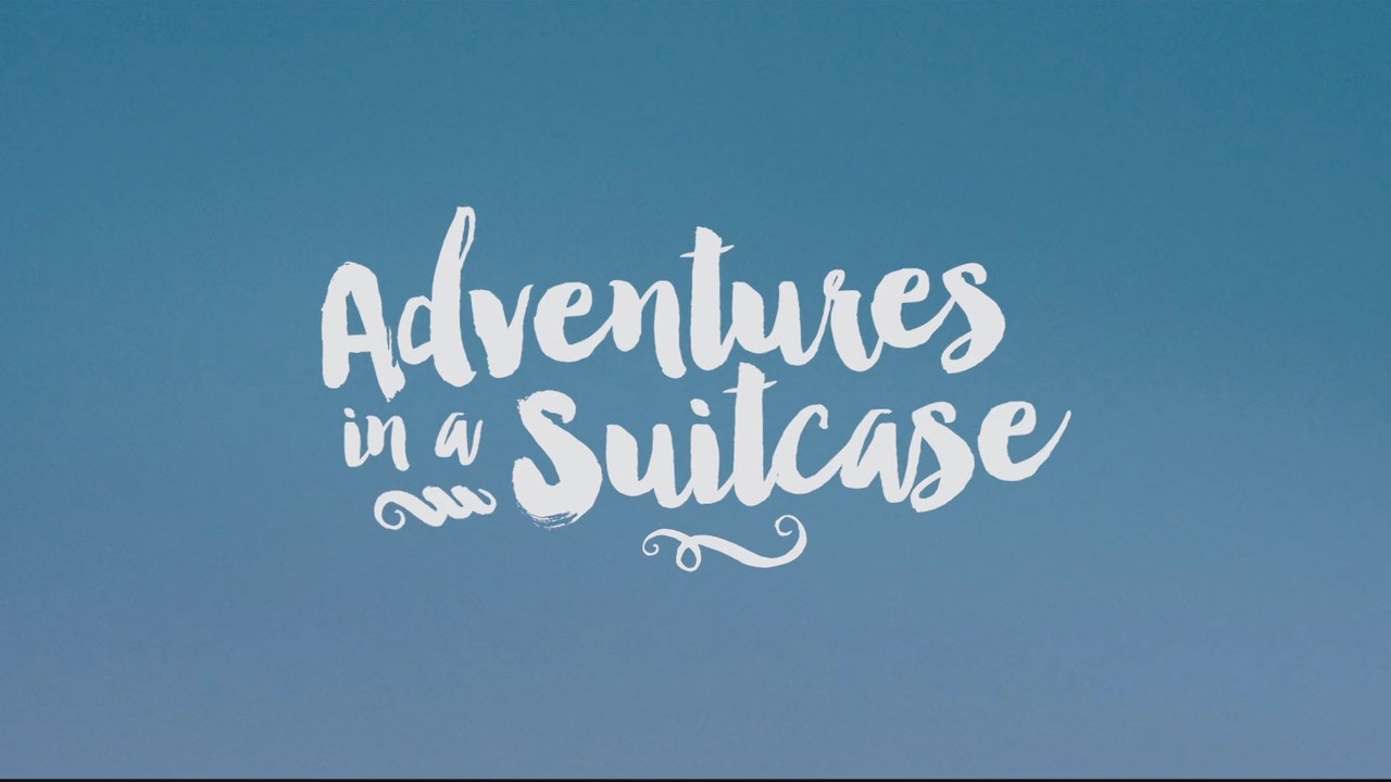 Adventures in a Suitcase- S.Oliver -