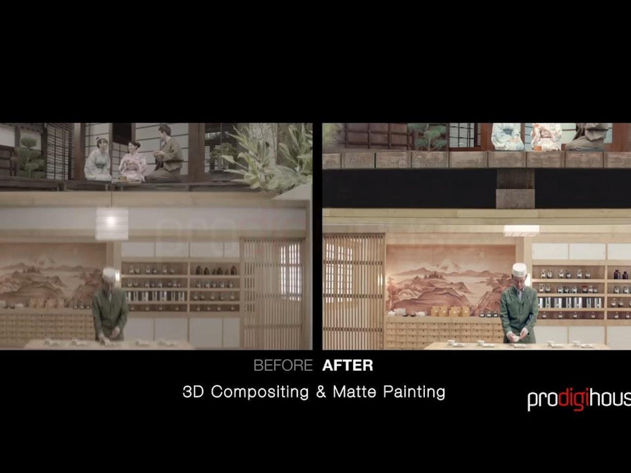 PRODIGIHOUSE - VFX COMPILE REELS