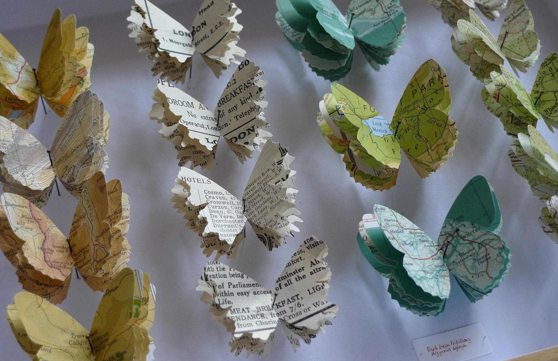 Tracey Bush - British Butterflies