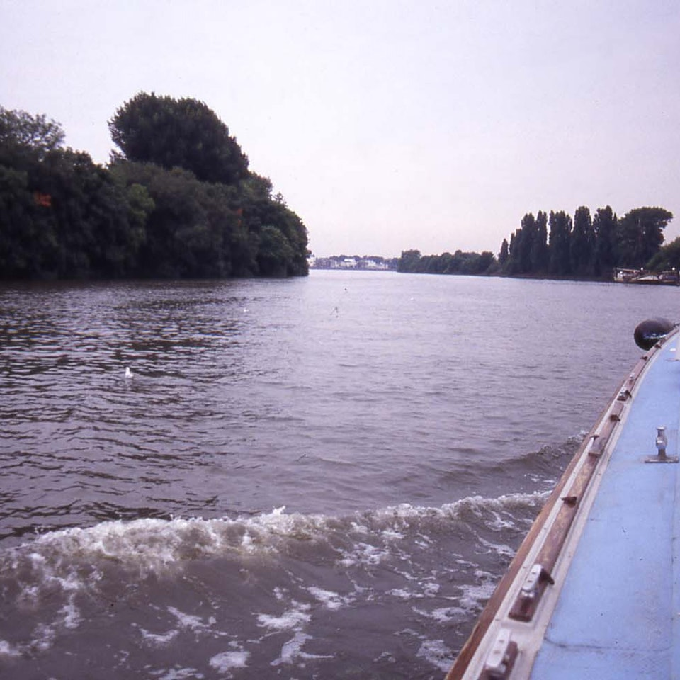 Tracey Bush - The Thames pH Book