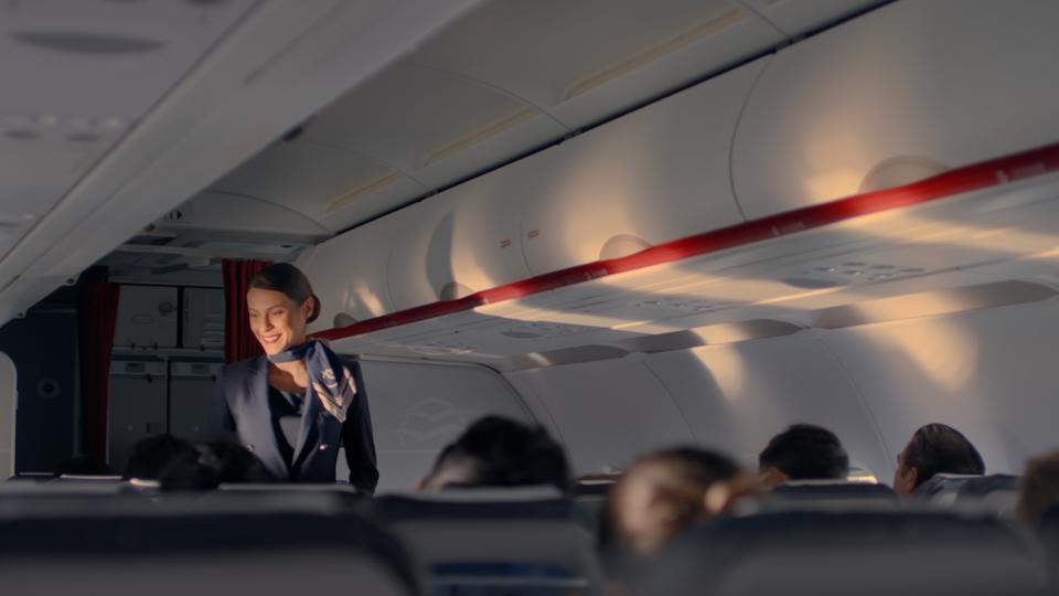 Aegean Airlines ''Journey'' DirCut