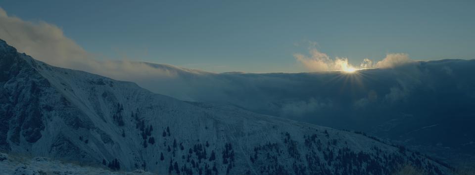 Stills - Winter sunrise