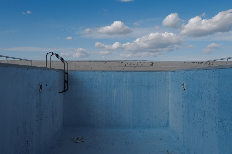 Stills - Empty pool