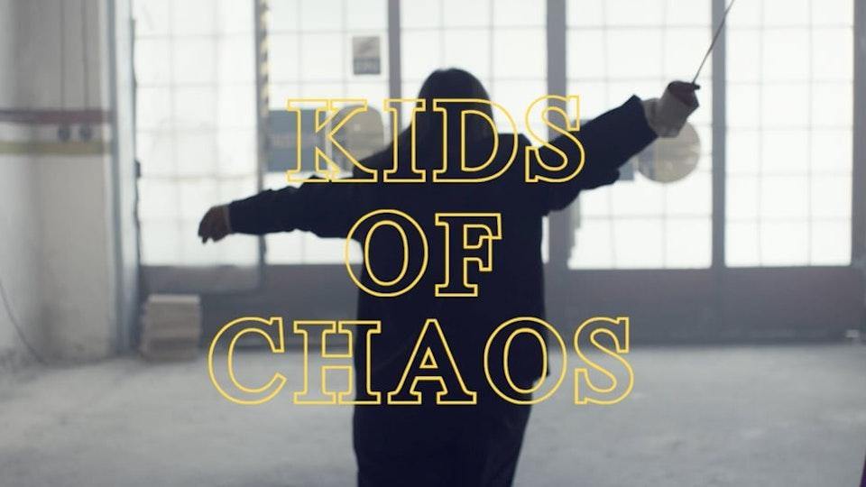 IOTAPHI-KIDS OF CHAOS -