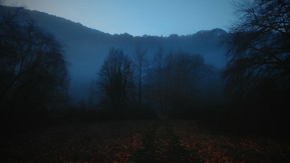 Stills - Winter. Vikos Gorge