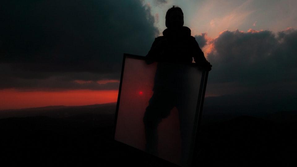 Stills - Grip with frames Sunset. Cyprus