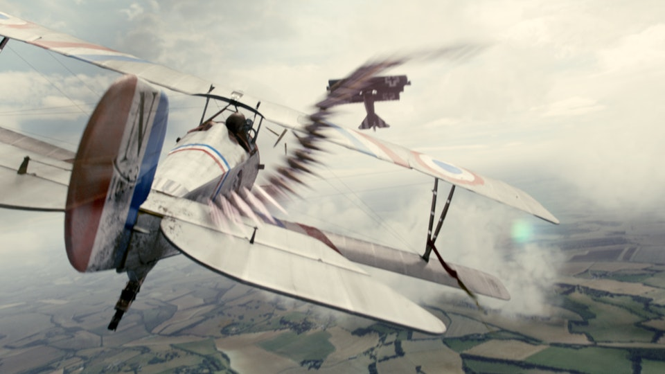 Flyboys (Trainee Editor) -