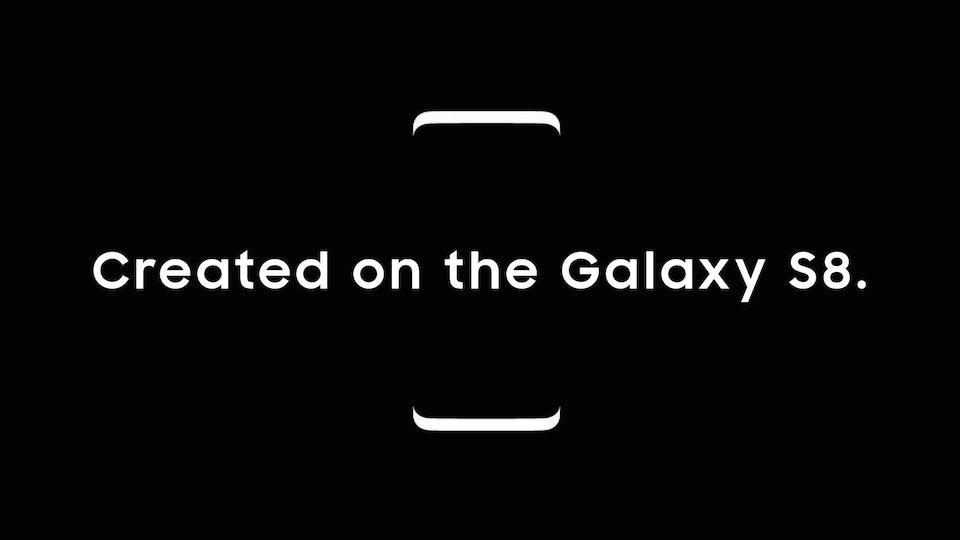 Samsung S8 -