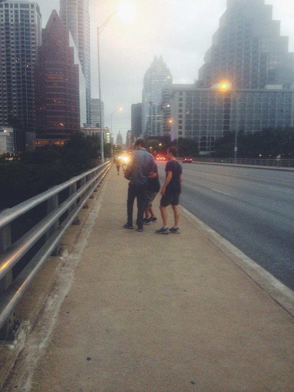Be Free bridge140