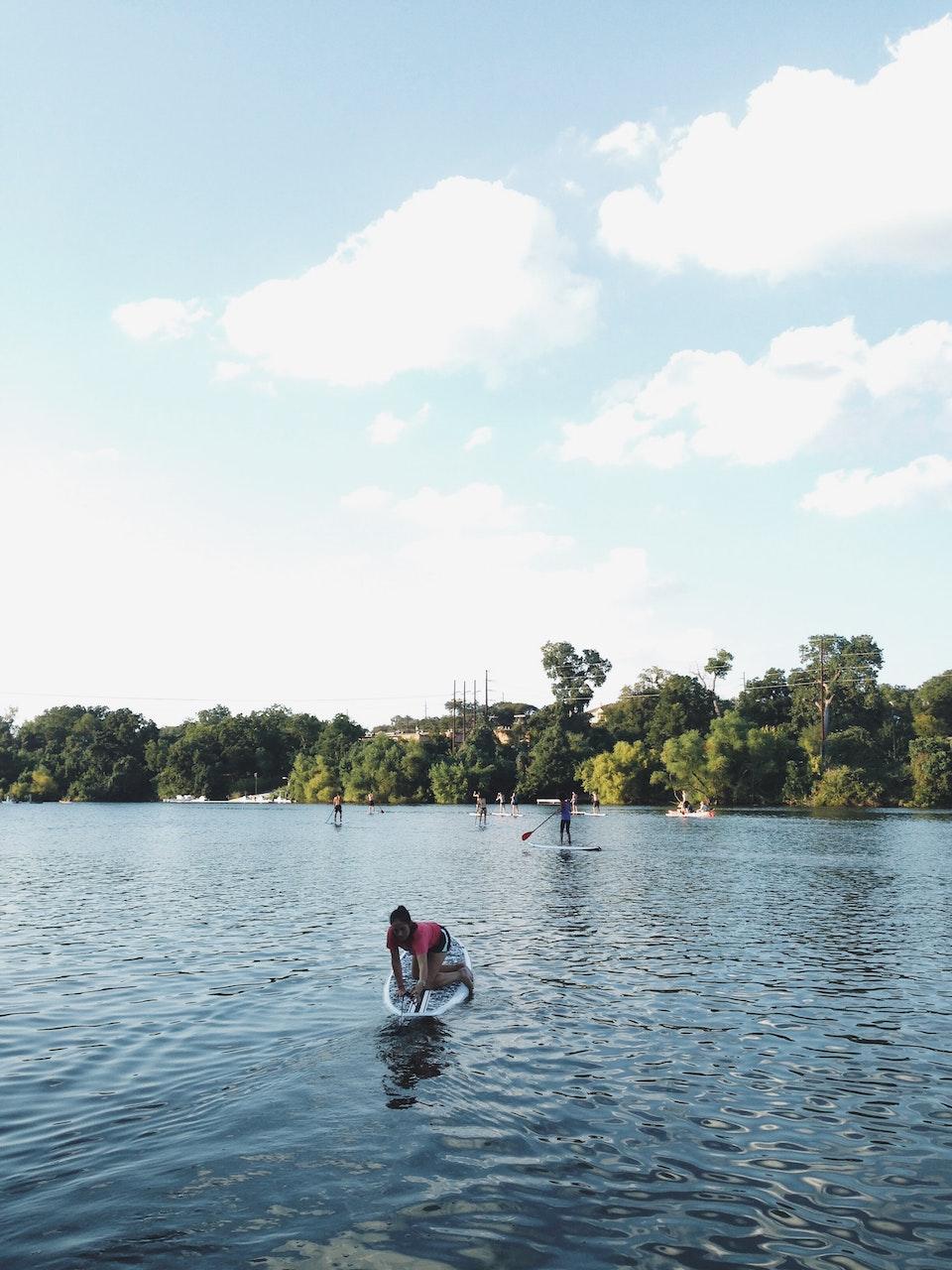 Be Free paddle1