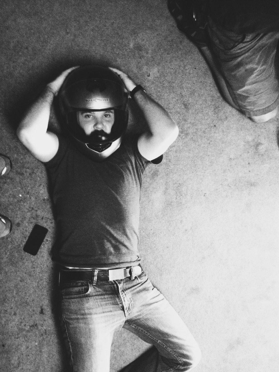 Bob Schneider floor
