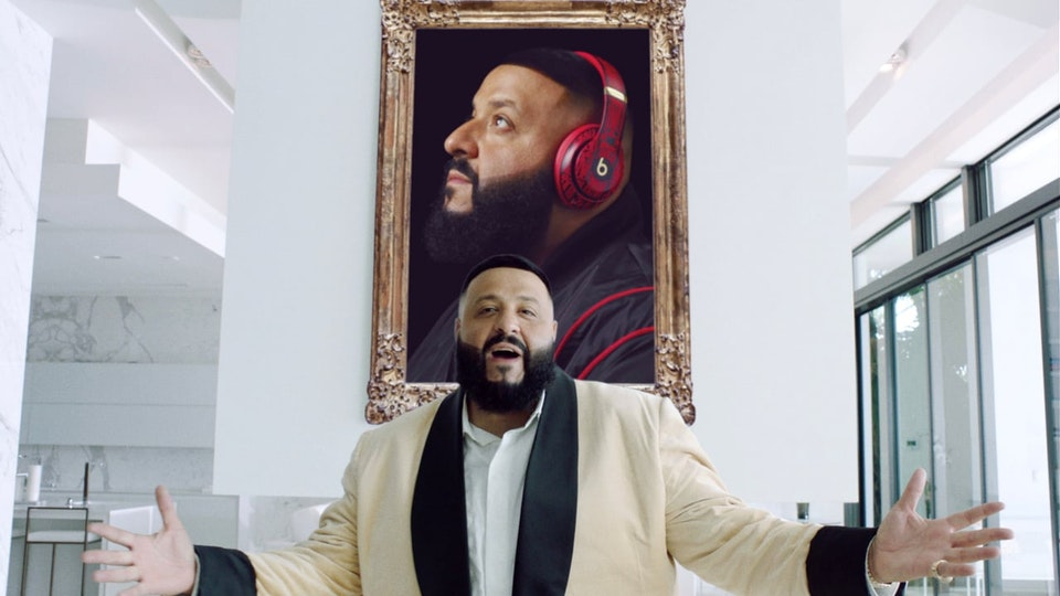Beats X DJ Khaled