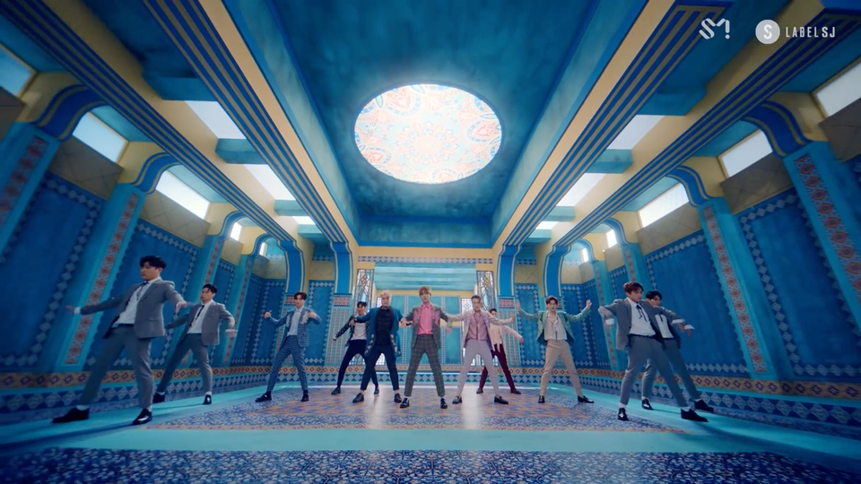 "Super Junior ""One More Time"""