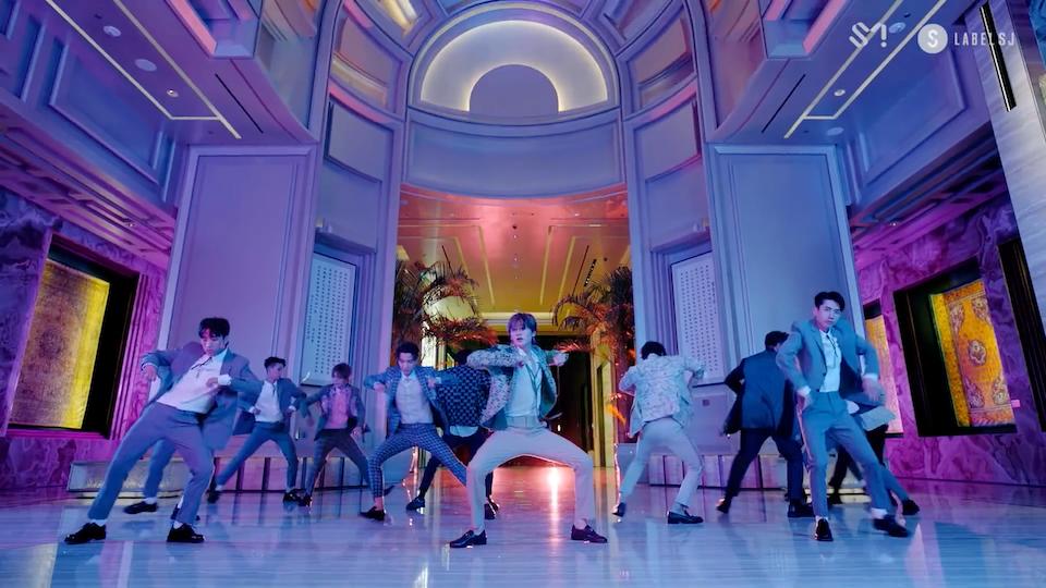 "Super Junior ""One More Time"""
