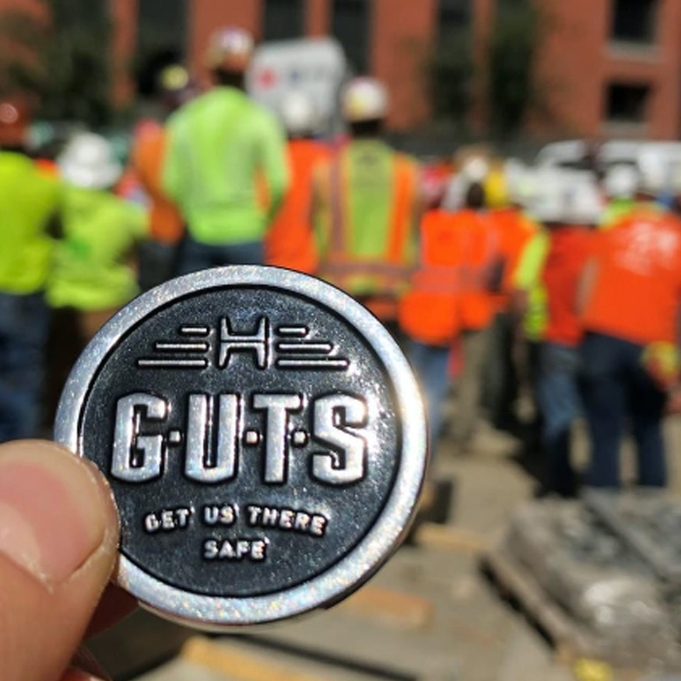 Studio Dooley - Hoffman Construction: GUTS