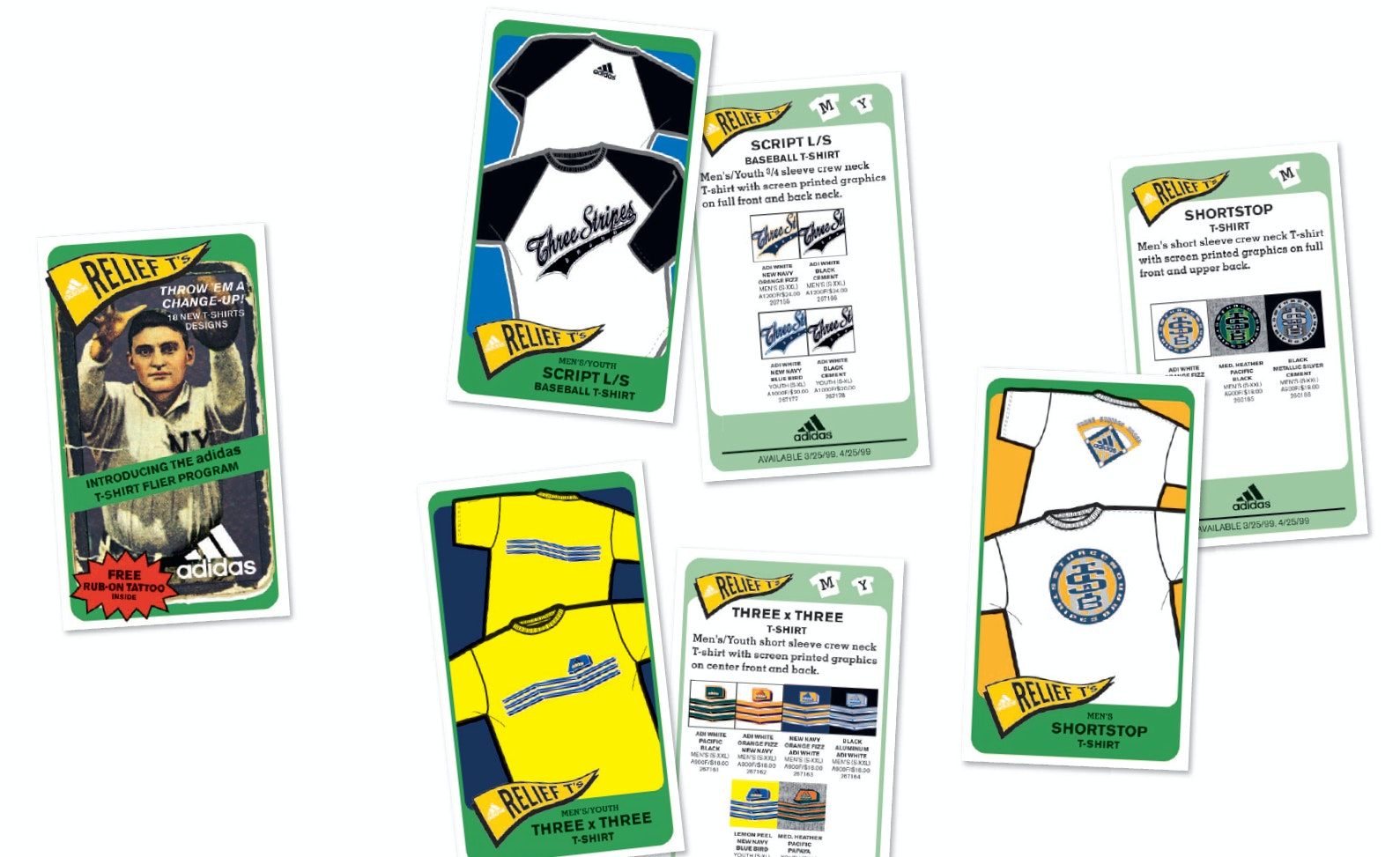 JEFF DOOLEY CREATIVE - adidas-cards