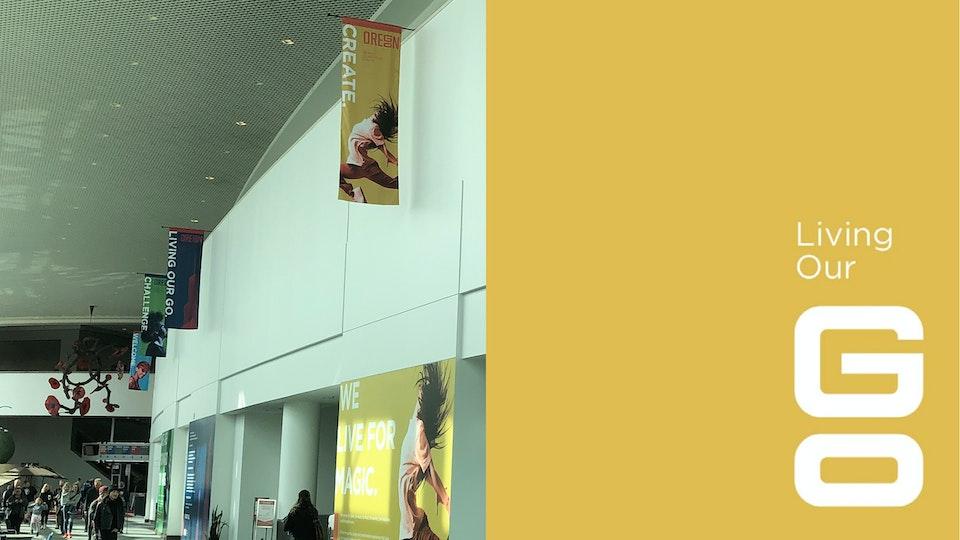 Studio Dooley - Oregon Convention Center: Branding