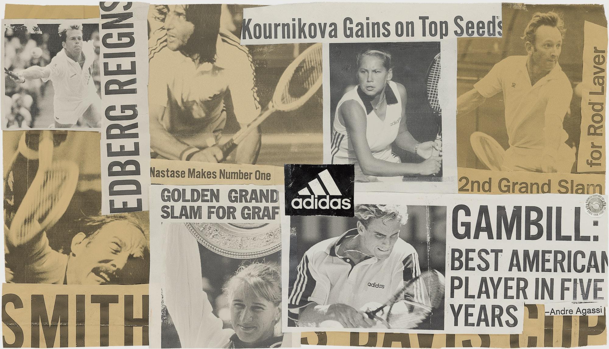 JEFF DOOLEY CREATIVE - adidas-tennis